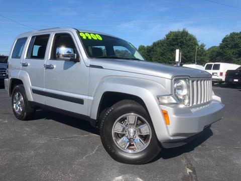 Finnicum Motor Company >> Used 2012 Jeep Liberty For Sale in Georgia - Carsforsale.com®