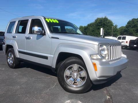 2012 Jeep Liberty for sale in Lawrenceville, GA