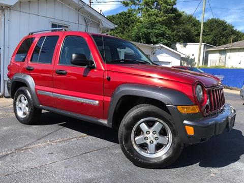 2006 Jeep Liberty for sale in Lawrenceville, GA