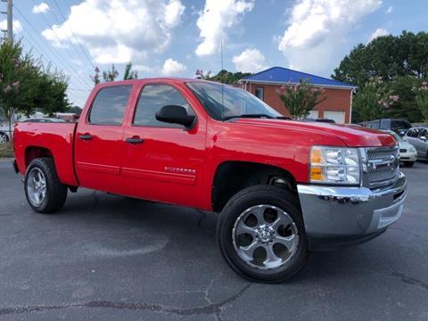 2013 Chevrolet Silverado 1500 for sale at Town Square Motors in Lawrenceville GA