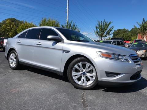 2011 Ford Taurus for sale at Town Square Motors in Lawrenceville GA