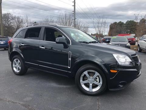 2014 Chevrolet Captiva Sport LT for sale at Town Square Motors in Lawrenceville GA