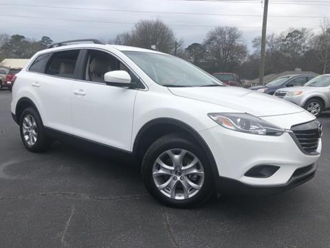 2014 Mazda CX-9 Sport for sale at Town Square Motors in Lawrenceville GA