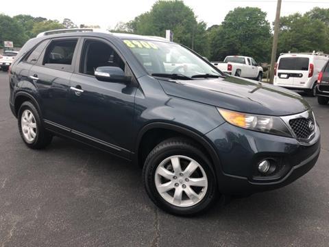 2011 Kia Sorento for sale in Lawrenceville, GA