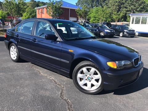 2005 BMW 3 Series 325xi for sale at Town Square Motors in Lawrenceville GA