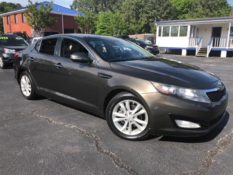 2013 Kia Optima EX for sale at Town Square Motors in Lawrenceville GA