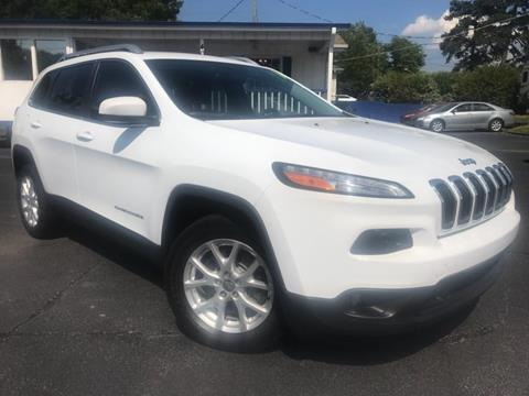 2014 Jeep Cherokee for sale in Lawrenceville, GA