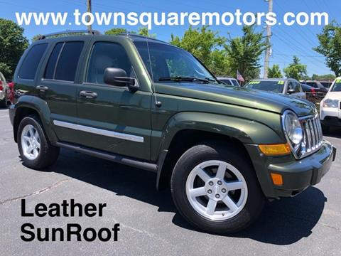 2007 Jeep Liberty for sale in Lawrenceville, GA
