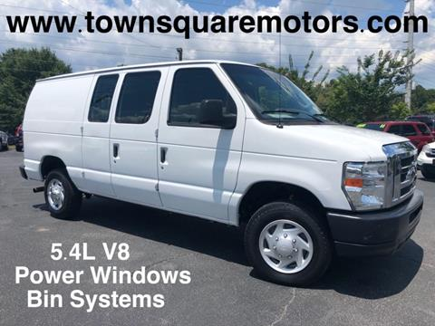 Ford Cargo Van For Sale >> 2012 Ford E Series Cargo For Sale In Lawrenceville Ga