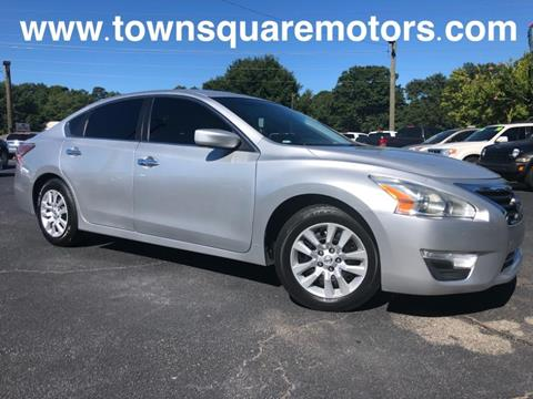 2015 Nissan Altima for sale in Lawrenceville, GA