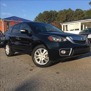 2010 Acura RDX for sale in Lawrenceville, GA