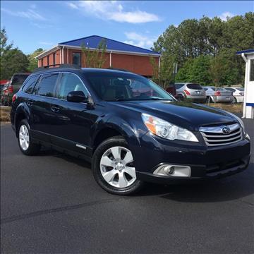 2012 Subaru Outback for sale in Lawrenceville, GA