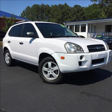 2008 Hyundai Tucson for sale in Lawrenceville, GA