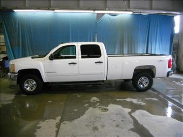 2007 Chevrolet Silverado 2500HD for sale in Columbus, MT