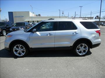 2012 Ford Explorer for sale in Columbus, MT