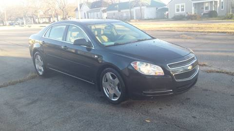 2008 Chevrolet Malibu for sale in Russellville, KY
