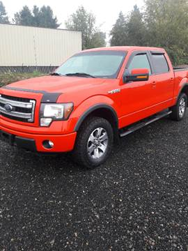 2013 Ford F-150 for sale in Vancouver, WA