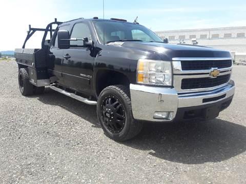 Auto Licensing Vancouver Wa >> Chevrolet Silverado 3500HD For Sale in Vancouver, WA - Rhino Performance Auto, LLC
