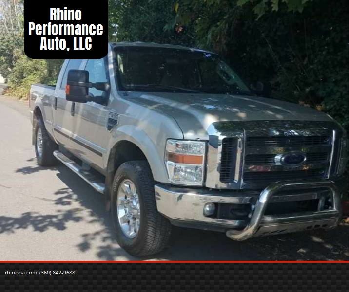2019 Ford F250 Super Duty Crew Cab Transmission: 2008 Ford F-250 Super Duty XLT In Vancouver, WA