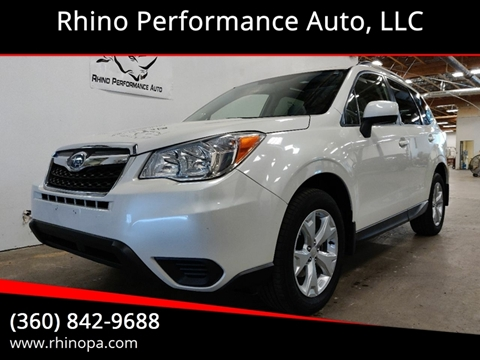 2015 Subaru Forester for sale in Vancouver, WA