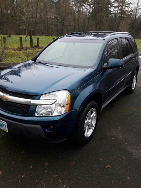 2006 Chevrolet Equinox For Sale At Rhino Performance Auto, LLC In Vancouver  WA