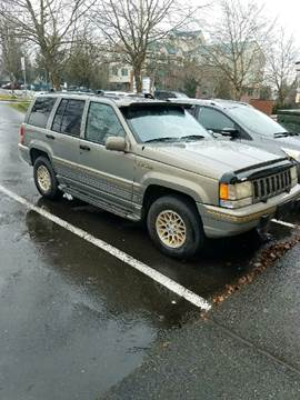 1995 Jeep Grand Cherokee for sale in Vancouver, WA