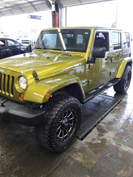 2007 Jeep Wrangler Unlimited For Sale At Rhino Performance Auto, LLC In  Vancouver WA