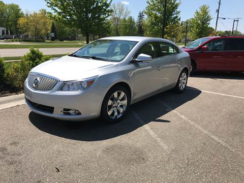 2011 Buick LaCrosse for sale at Station 45 Auto Sales Inc in Allendale MI