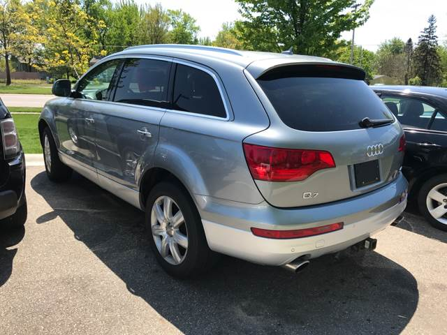 2007 Audi Q7 for sale at Station 45 Auto Sales Inc in Allendale MI