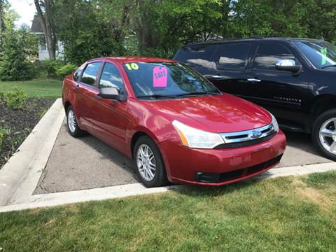 2010 Ford Focus for sale at Station 45 Auto Sales Inc in Allendale MI