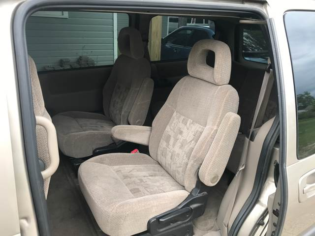 2002 Pontiac Montana for sale at Station 45 Auto Sales Inc in Allendale MI
