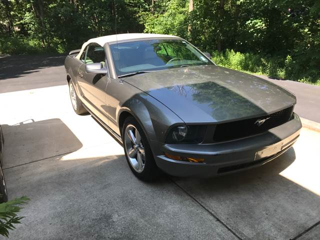 2005 Ford Mustang for sale at Station 45 Auto Sales Inc in Allendale MI