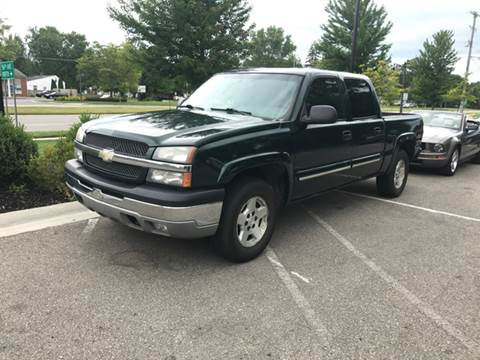 2005 Chevrolet Silverado 1500 for sale at Station 45 Auto Sales Inc in Allendale MI