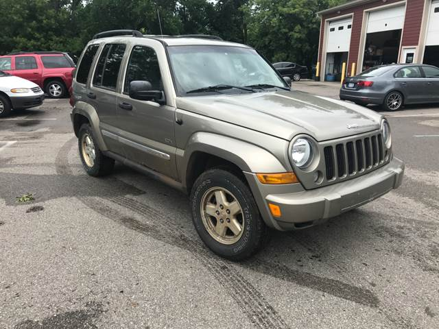 2006 Jeep Liberty for sale at Station 45 Auto Sales Inc in Allendale MI