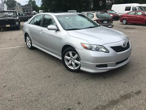 2007 Toyota Camry for sale at Station 45 Auto Sales Inc in Allendale MI
