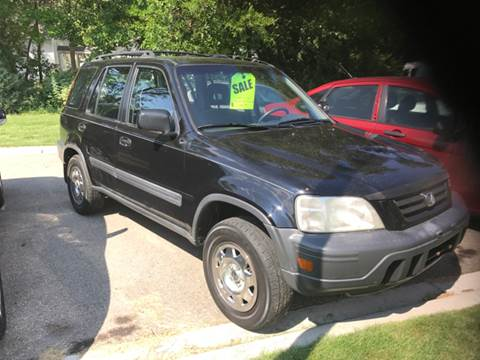 2001 Honda CR-V for sale at Station 45 Auto Sales Inc in Allendale MI