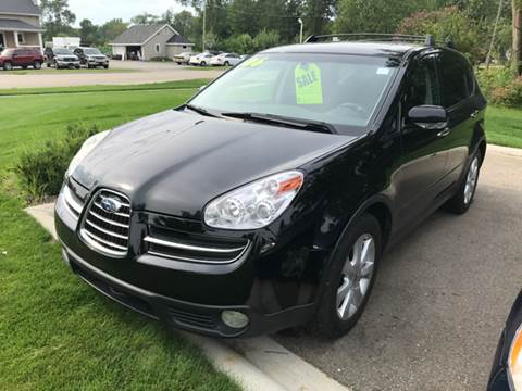 2006 Subaru B9 Tribeca for sale at Station 45 Auto Sales Inc in Allendale MI