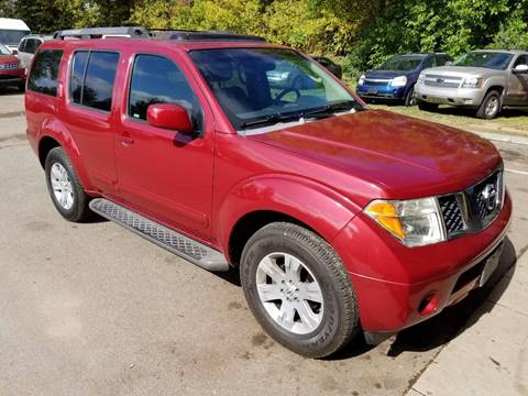 2007 Nissan Pathfinder for sale in Allendale, MI