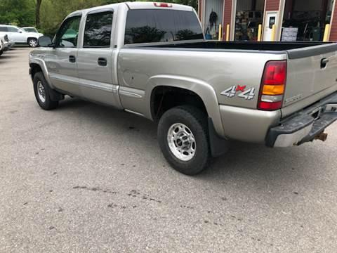 2002 GMC Sierra 2500HD for sale in Allendale, MI