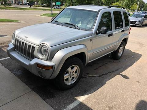 2004 Jeep Liberty for sale in Allendale, MI