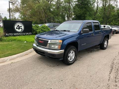2005 GMC Canyon for sale in Allendale, MI
