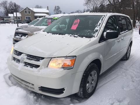 2010 Dodge Grand Caravan for sale at Station 45 Auto Sales Inc in Allendale MI