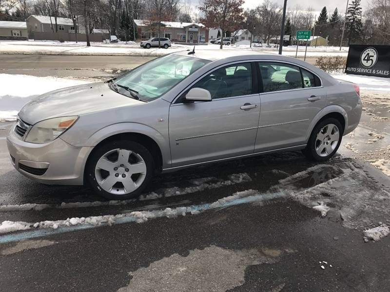 2007 Saturn Aura for sale at Station 45 Auto Sales Inc in Allendale MI