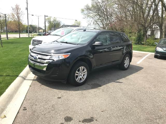 2011 Ford Edge for sale at Station 45 Auto Sales Inc in Allendale MI