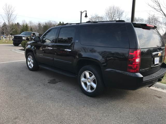 2007 Chevrolet Suburban for sale at Station 45 Auto Sales Inc in Allendale MI