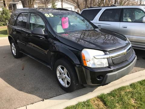2005 Chevrolet Equinox for sale at Station 45 Auto Sales Inc in Allendale MI