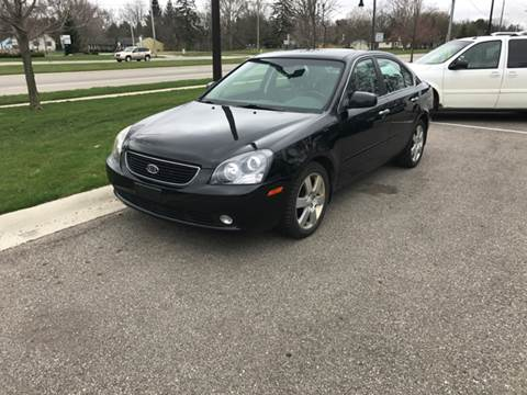 2007 Kia Optima for sale at Station 45 Auto Sales Inc in Allendale MI