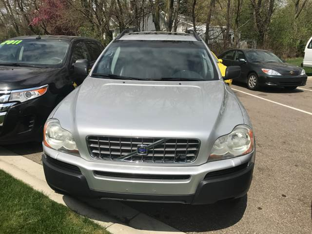 2005 Volvo XC90 for sale at Station 45 Auto Sales Inc in Allendale MI