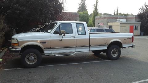 1997 Ford F-250 for sale in Portland, OR