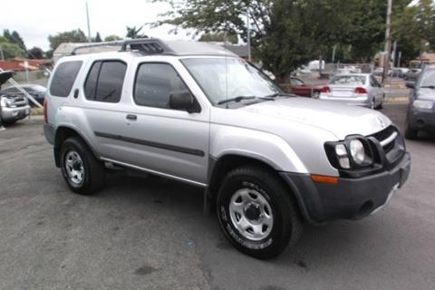 2004 Nissan Xterra for sale in Portland, OR